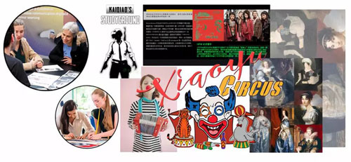 时尚小鱼携手法国巴黎IMXL共同打造2019童装设计