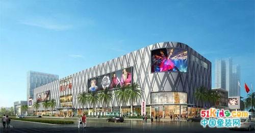 恭喜两个小朋友入驻海南省儋州夏日百货商场