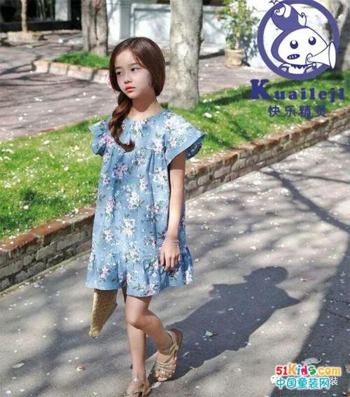 快乐精灵动画品牌<a href='http://www.61yt.cn/company/22.html' target='_blank' style='color:blue'>童装</a> 助你独步财富江湖