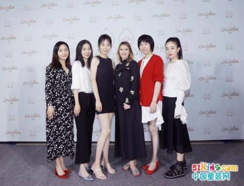 充满童趣的法式浪漫 童装品牌Les Lutins中国首家品牌专营店正式开业