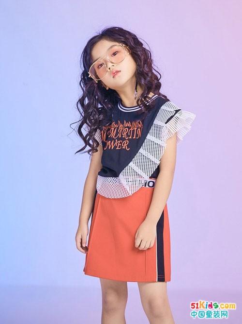 夏天走甜美时尚路线 选择西瓜王子童装