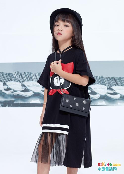 盛夏的微风中,JOJO童装不止于时尚潮流