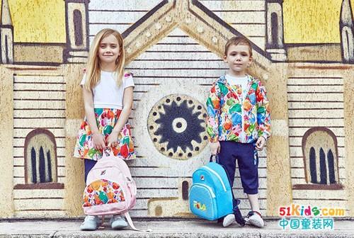 FILA KIDS X CEET FOUAD萌趣联名,童你一起玩乐涂鸦世界
