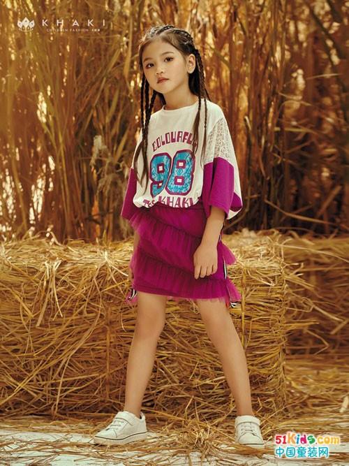 卡琪屋童装 引领时尚童装潮流