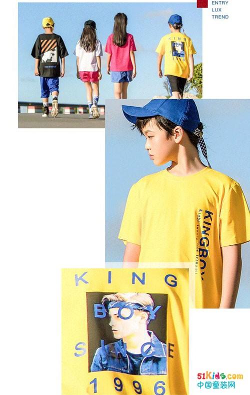 KBOY&KGIRL 解构图案美学,展现街头时尚