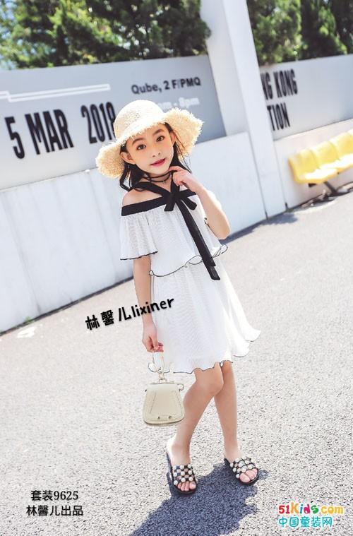 林馨儿童装 清新时尚之美