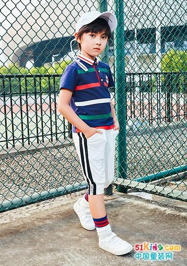 卡儿菲特童装 体现高品质个性运动风格
