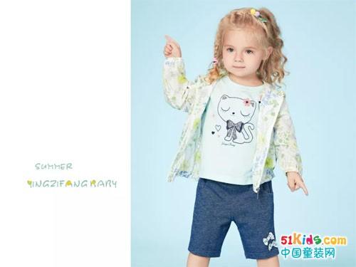 婴姿坊:内外兼优的夏季小外衣