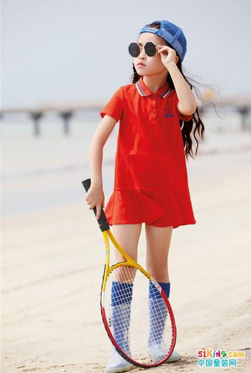 玛玛米雅童装,甜美清凉的的水果色