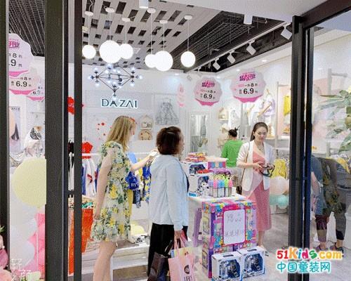 DIZAI童裝丨新店開業強勢進駐鄭州