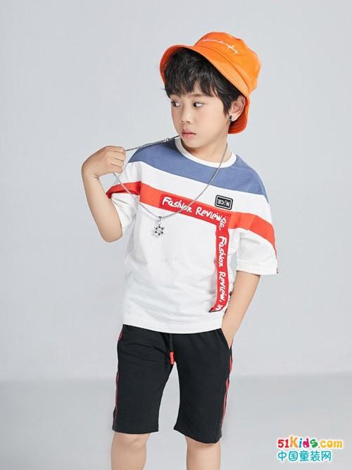 西瓜王子童装 帅气时尚到心里