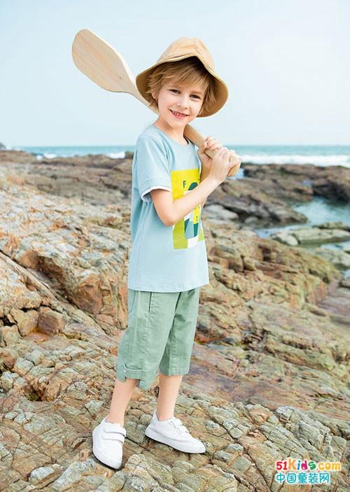 青蛙王子童装 充满时尚潮流韵味