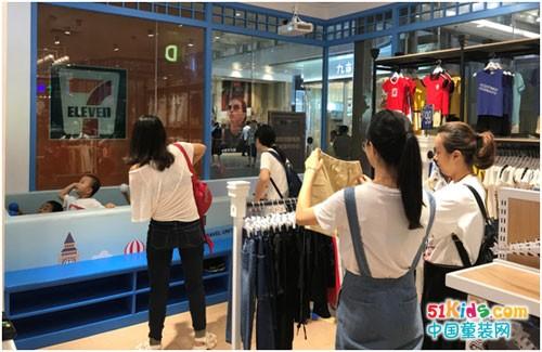 伊顿贸易广州有限公司品牌加盟童装怎么加盟?
