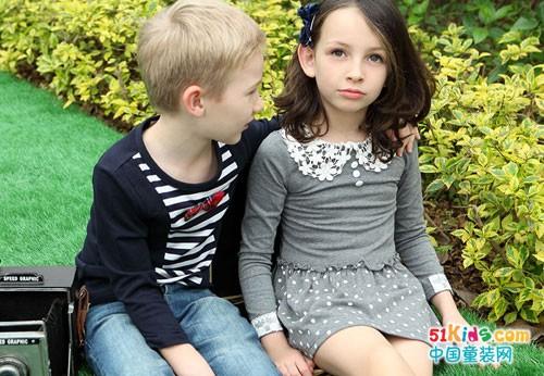 追求价值感的伊顿风尚童装 从不缺可爱的小粉丝