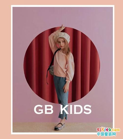 GB KIDS WEAR 2019A/W 秋冬广告大片