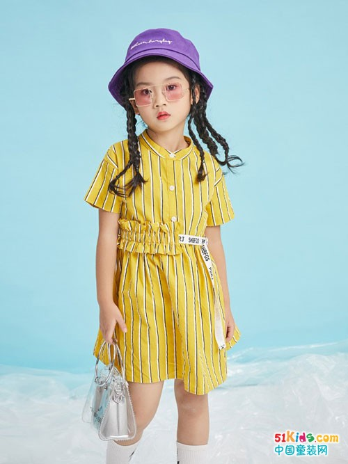 西瓜王子童装 甜美的色彩和味道