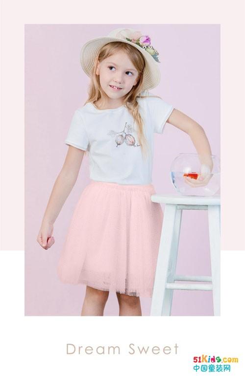 那些超高回头率的小公主,夏天都在穿这款衣服!