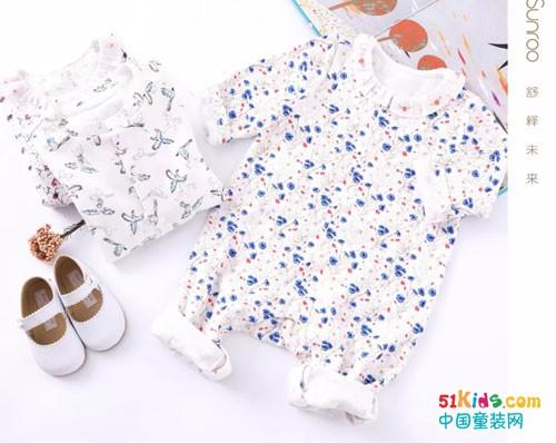 聚焦秋装 阳光鼠最美的新生儿服上市啦