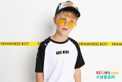 ABCKIDS:盐味少年暑期穿搭法则