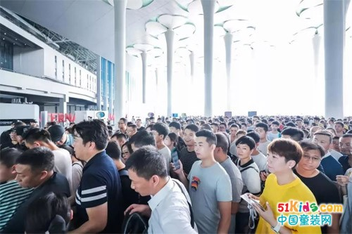 中国·琦瑞德泽【瑞牌】为期三天的第19届CBME中国孕婴童展圆满结束!