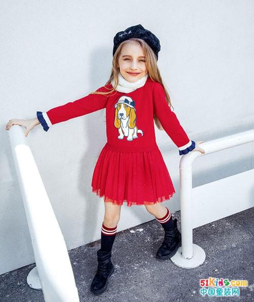 美式休闲品牌童装 暇步士引领潮流