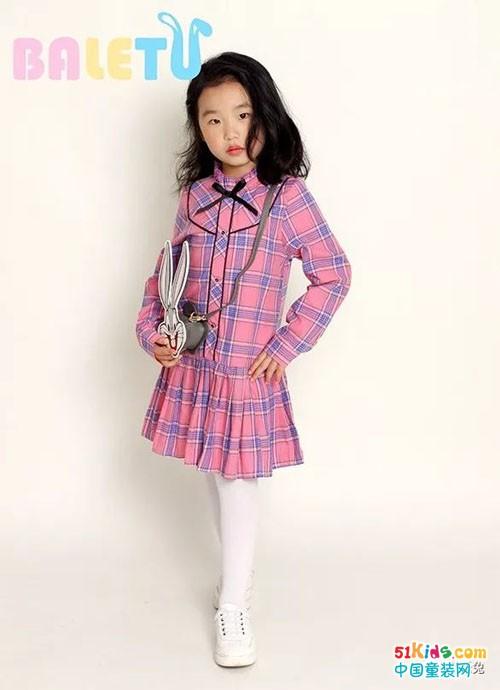 秋装新品上市:穿上芭乐兔童装,让秋天cool起来!
