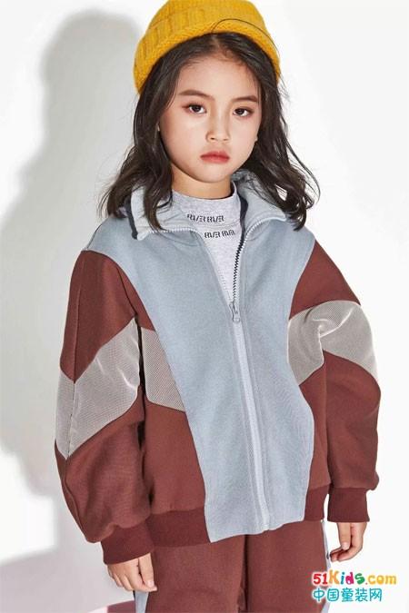 轻潮时尚的BABYCNQ童装上新 开学季的首选