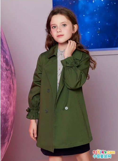 安奈儿秋上新:早秋必买的时髦外套,一定是这6款!