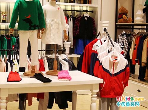 衣衣熊童装加盟 新品上市不要错过