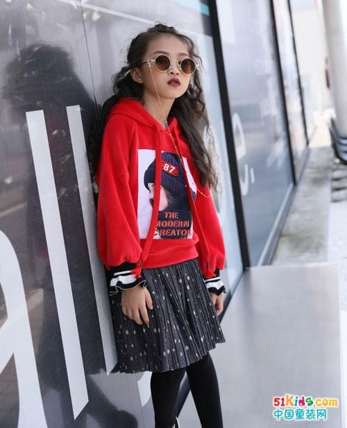 多种时尚款式 拉斐贝贝童装新款引领潮流