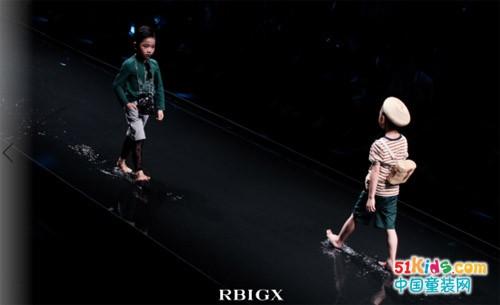 RBIGX瑞比克丨一场惊艳杭城的轻奢童装秀