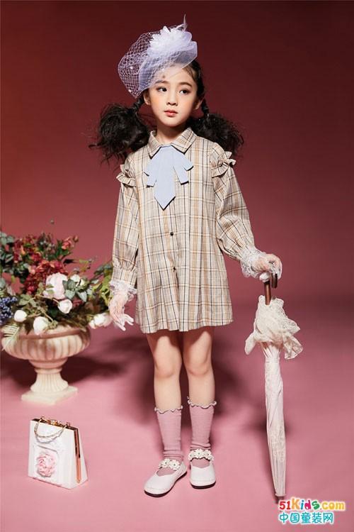 玛玛米雅童装 优雅的民国风你了解吗