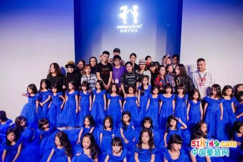 KIDS WEAR上海时装周SS2020|memory in tw两个小朋友