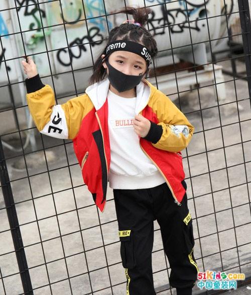 拉斐贝贝童装 看一眼就喜欢的潮酷风