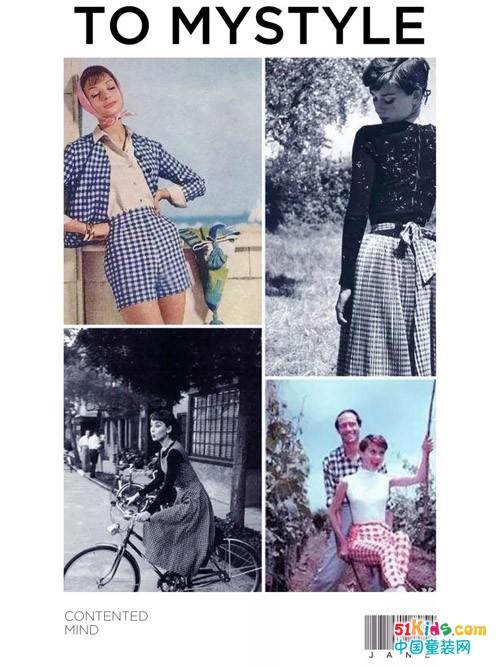 柏惠信子丨解锁ins的法式时尚,维希格纹燃爆整个秋天
