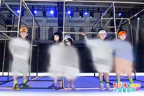 欧卡星童装2020夏季新品发布会圆满收官