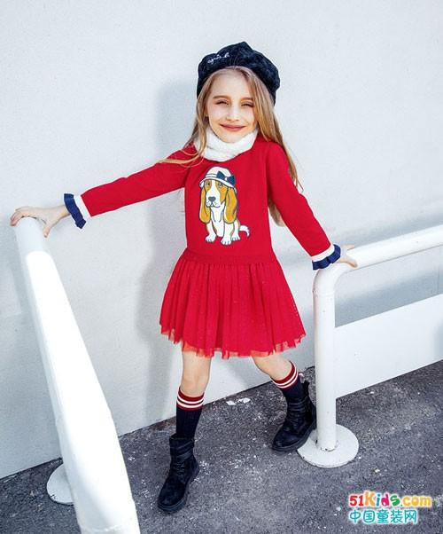 体验一下,暇步士童装的高品质美感