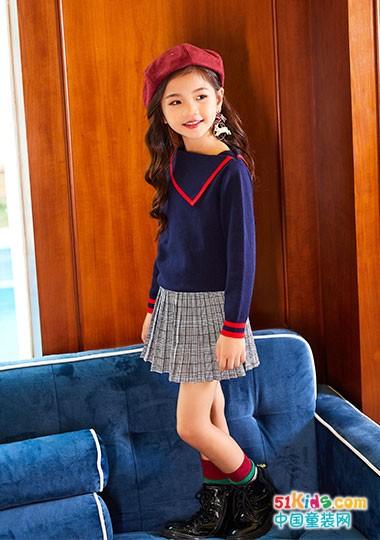 卡儿菲特童装 穿出时尚与自信