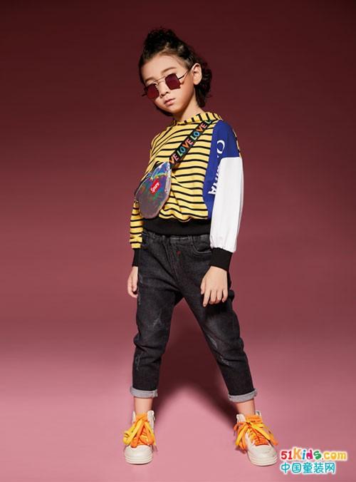 玛玛米雅童装 时尚洋气的秋装搭配