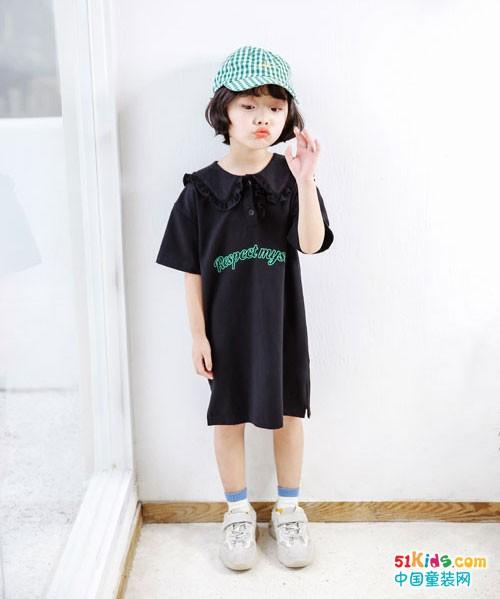嗒囜童装秋冬新款 这么穿搭潮酷有趣