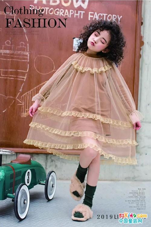 林馨儿童装 你要的裙子在这儿呢!