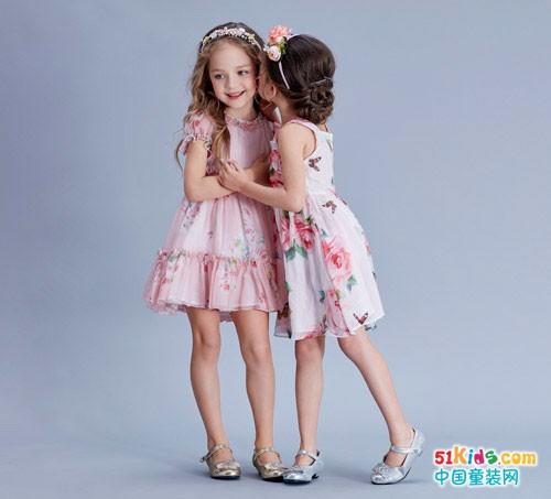 安娜与艾伦童装 每件童装都代表一份爱心