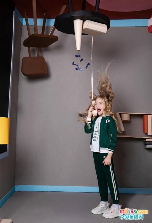 铅笔俱乐部童装 让童年多姿多彩