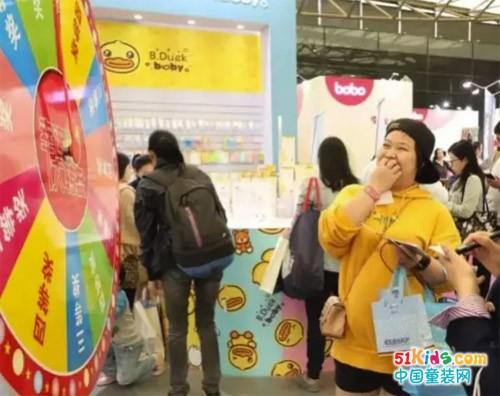 中国玩博会10月上海即将开展,孕妈到场四重好礼轻松得!