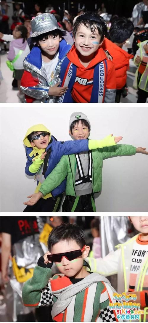 上海时装周丨潮流入侵 米喜迪震撼来袭