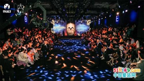 綺夢之旅:IKALI 2019上海時裝周SS20 KIDS WEAR 詭譎華麗的北歐末世神話!