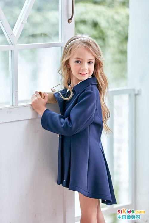 IKKI童装 经典时尚传递爱心