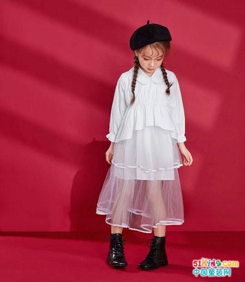 JOJO童装 演绎经典与时尚相结合的潮品文化