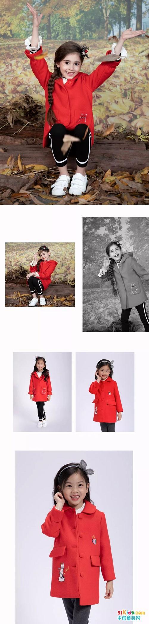 捷米梵童装释放你的简约Style,让你时尚整个秋天