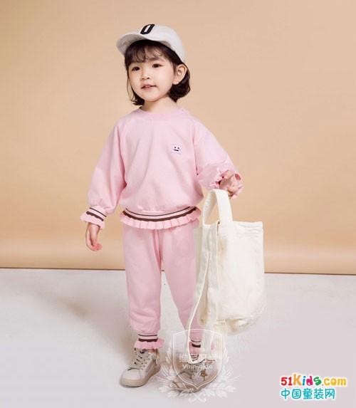 维尼叮当童装 打扮出好可爱的小萌娃